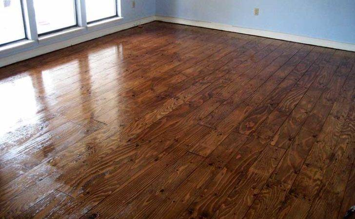 Real Wood Floors Made Plywood