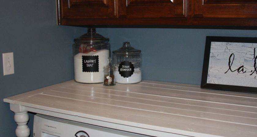 Really Should Sleeping Laundry Room Counter