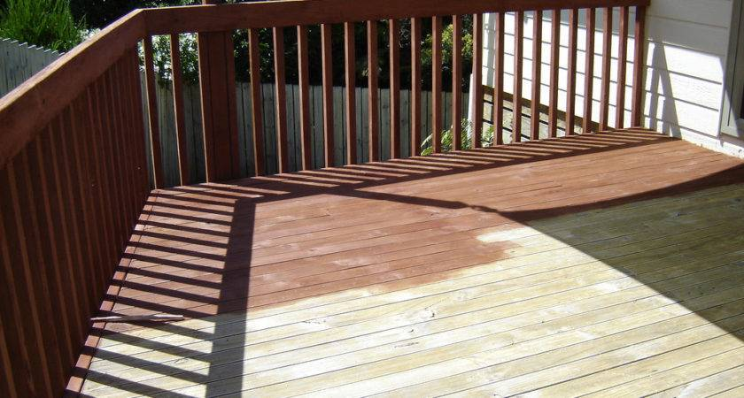 Reasons Build Your Deck Southern Yellow Pine