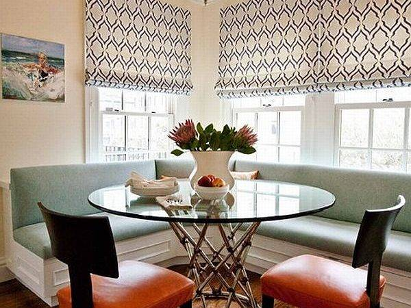 Reasons Choosing Banquette Instead Chairs