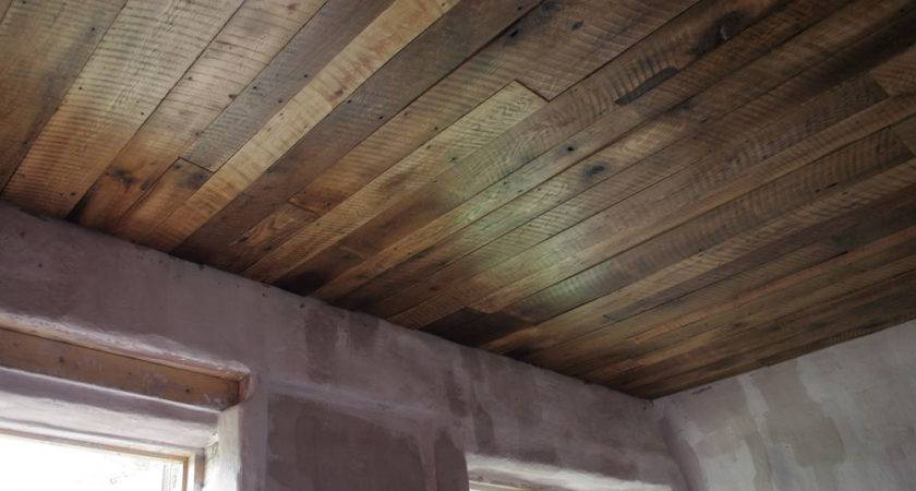 Reclaimed Wood Ceiling Panels Home Design Ideas