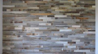 Reclaimed Wood Wall Paneling Diy Asst Inch Boards