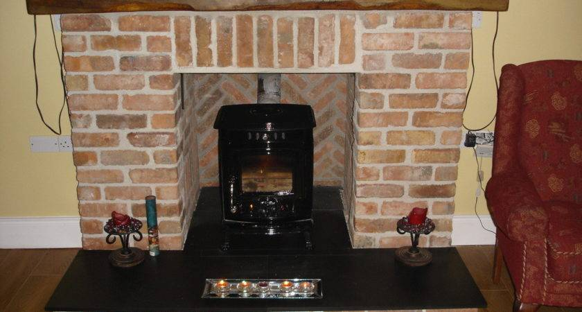 Red Brick Fireplace Design Ideas Quotes