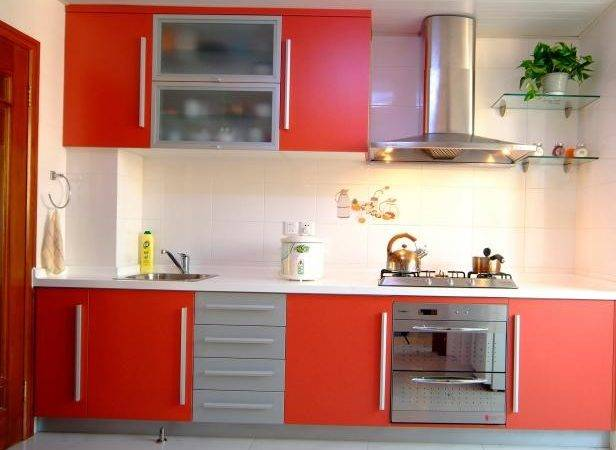 Red Kitchen Cabinets Options Tips Ideas Hgtv