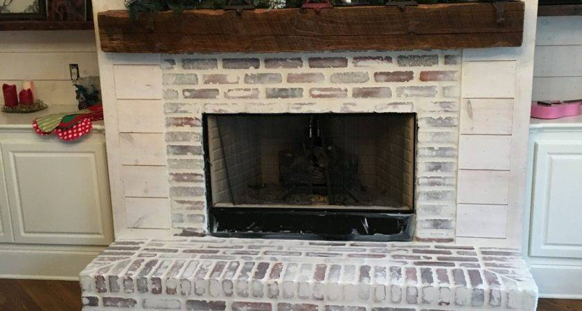 Redoing Fireplace Unique New Home Makeover Step White