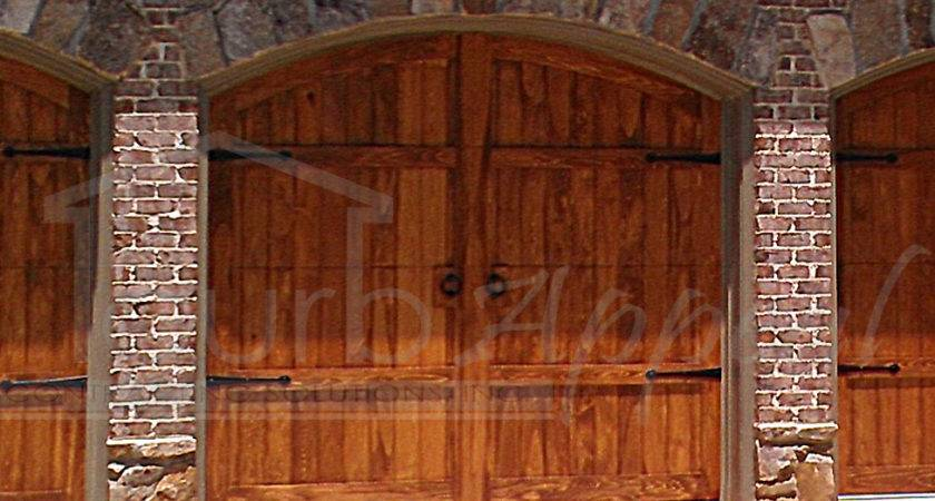 Reface Garage Door Refaced Carriage Style