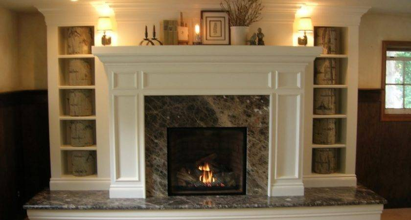 Refacing Fireplace Ideas
