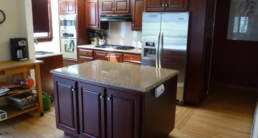 Refinish Cherry Wood Cabinets Home