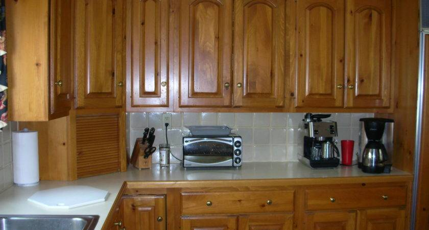 Refinish Kitchen Cabinets Without Stripping