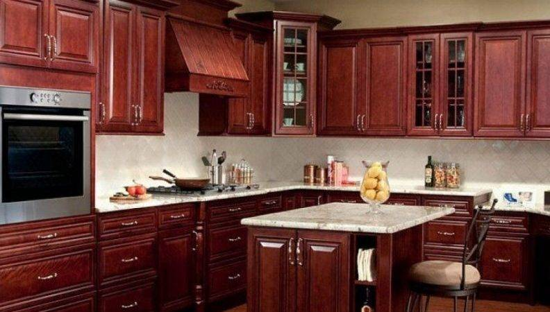 Refinish Stained Wood Kitchen Cabinets