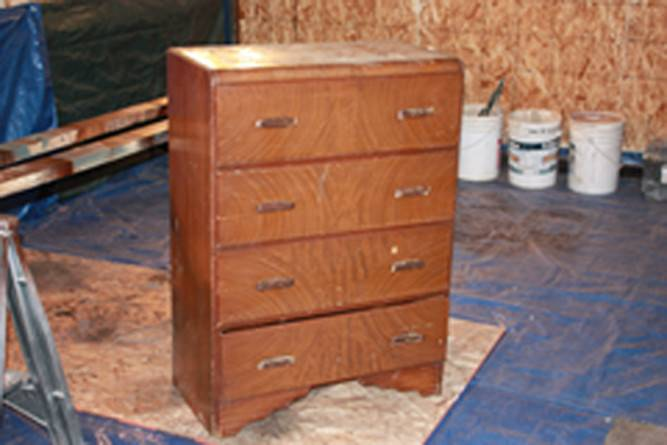 Refinish Wood Furniture Without Stripping