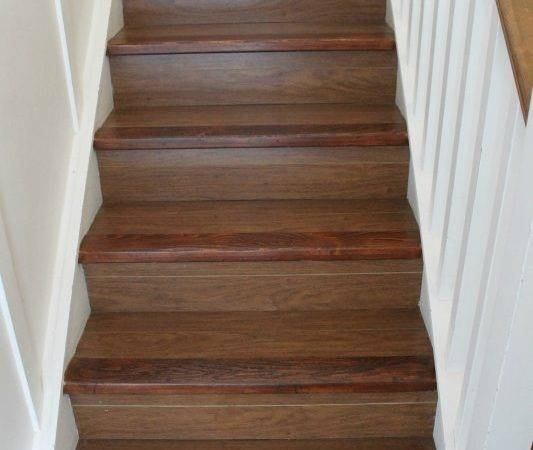 Refinish Wooden Stairs Dragonfly Designs