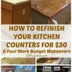 Refinish Your Kitchen Counter Tops Only