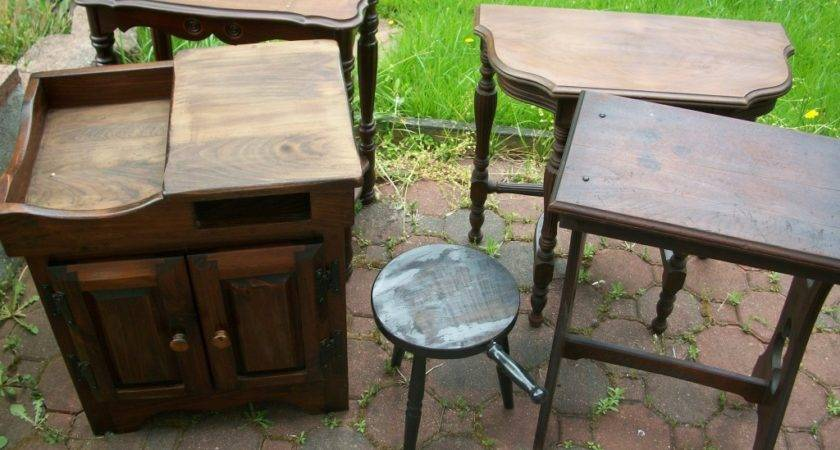 Refinished Pieces Furniture