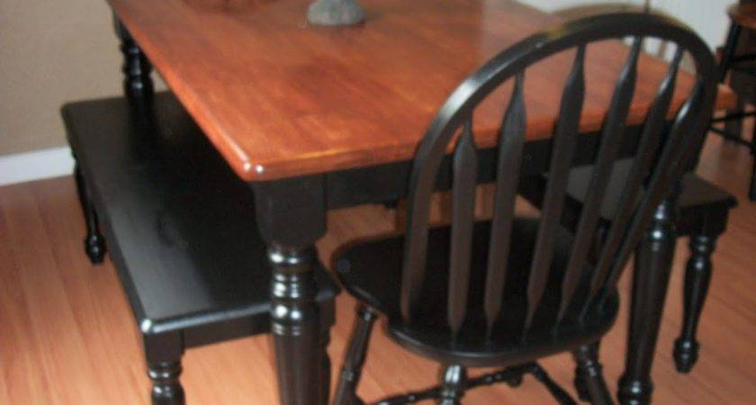 Refinishing Dining Room Table
