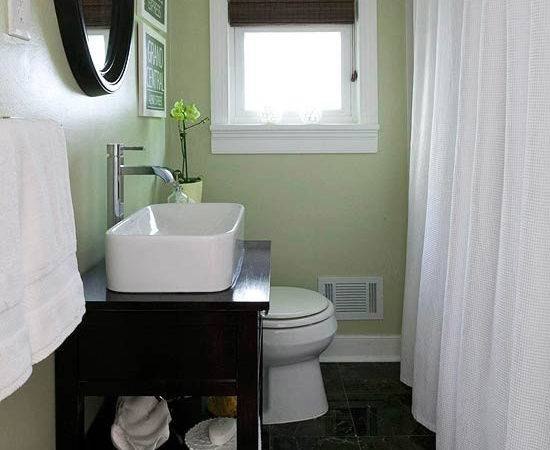 Reinvent Your Small Bathroom Budget