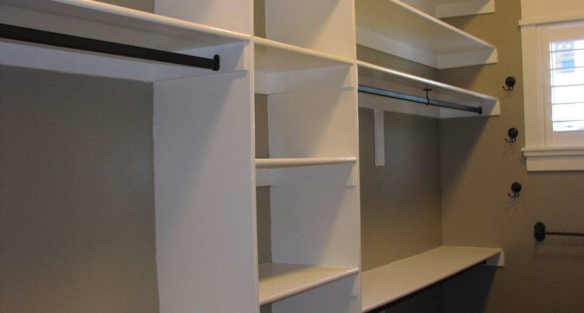 Relevant Closet Shelving Ideas Slodive