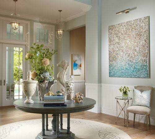 Remodelaholic Favorite Entryway Foyer Paint Colors