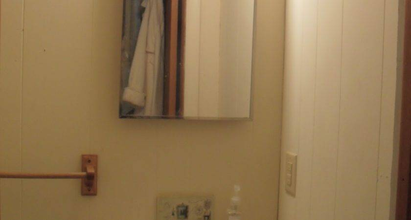 Remodeled Life Updating Boring Bathroom Mirror