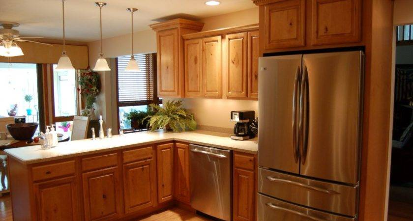Remodeling Small Kitchen Brand New Look Home