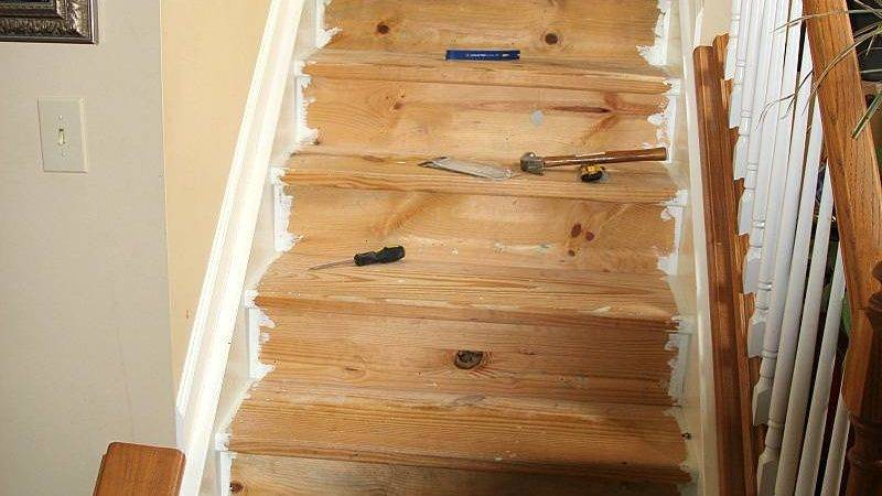 Remove Carpet Stairs Diy Lugenda