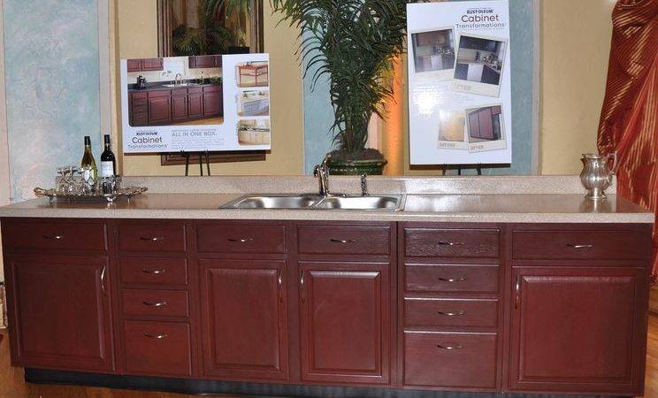 Repaint Your Kitchen Cabinets Without Stripping Sanding