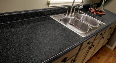 Repair Refinish Laminate Countertops Diy