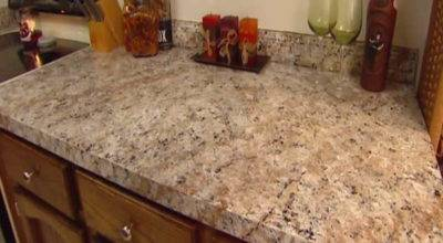 Repairs Paint Countertops Look Like Granite