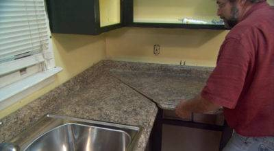 Replace Countertop Steps Hirerush Blog