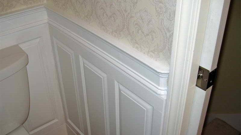 Result Wainscoting Wall Covering