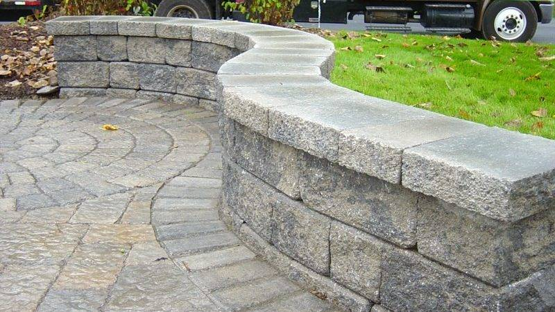 Retaining Walls Seating Schenectady Slingerlands