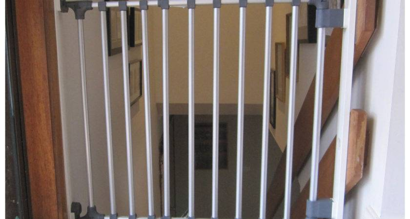Retractable Safety Gates Stairs Latest Door Stair