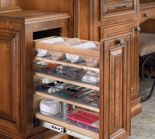 Rev Shelf Kitchen Bathroom Organization
