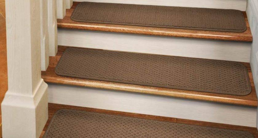 Riotous Stair Treads Rubber Carpet Install