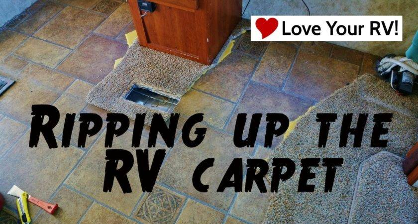 Ripping Carpet Youtube