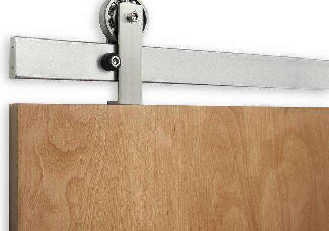 Rob Roy Sliding Door Hardware Modern Barn