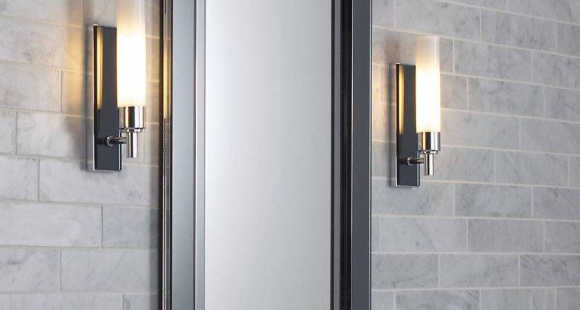 Robern Candre Mirrored Recessed Electric