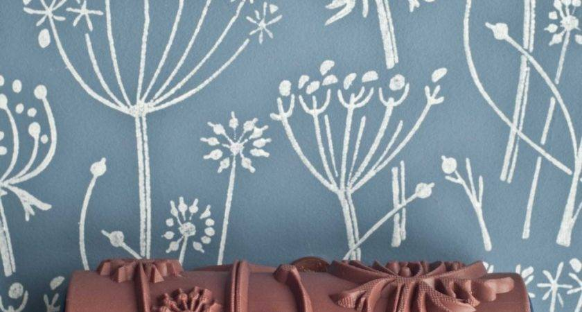 Roller Stencils Walls Paint Rollers Irs Thomas