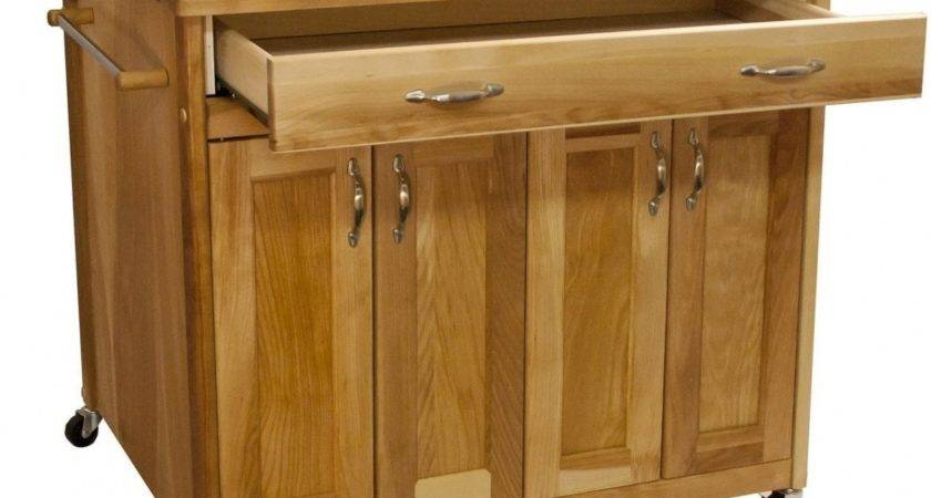 Rolling Kitchen Island Plans Awesome Small Trolley