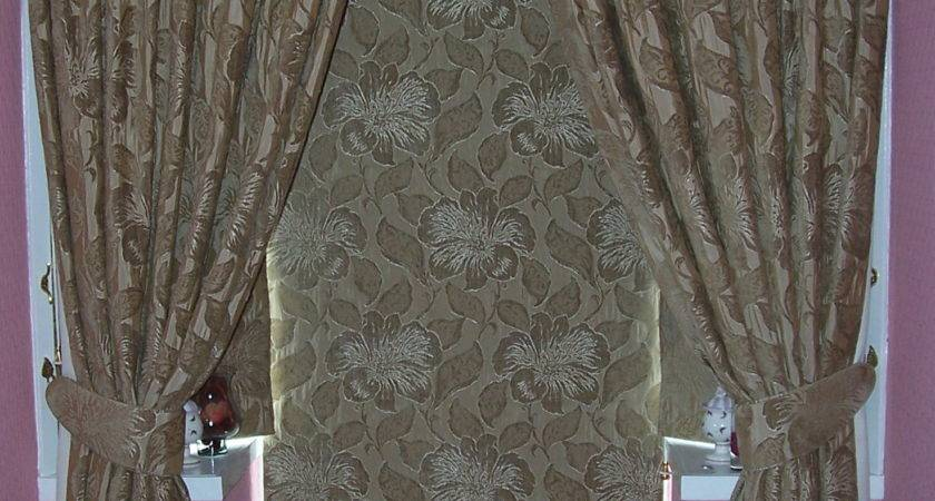 Roman Blinds Curtains Together Home Design Ideas
