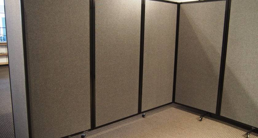 Room Divider Wall Mounted Partition