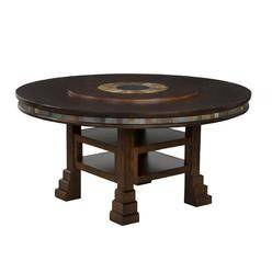 Round Table Lazy Susan
