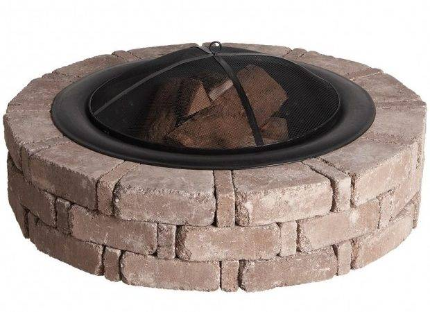 Rumblestone Fire Pit Insert Ideas
