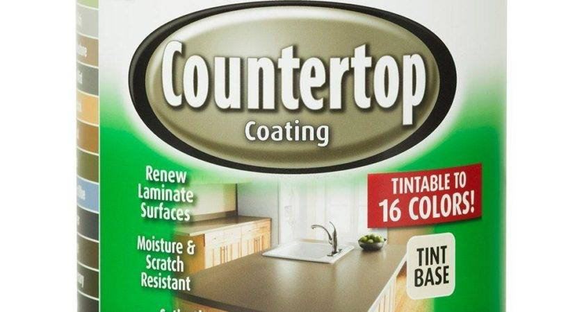 Rust Oleum Specialty Countertop Tintbase Kit