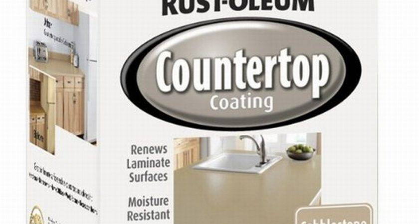 Rust Oleum Transformations Countertop Coating