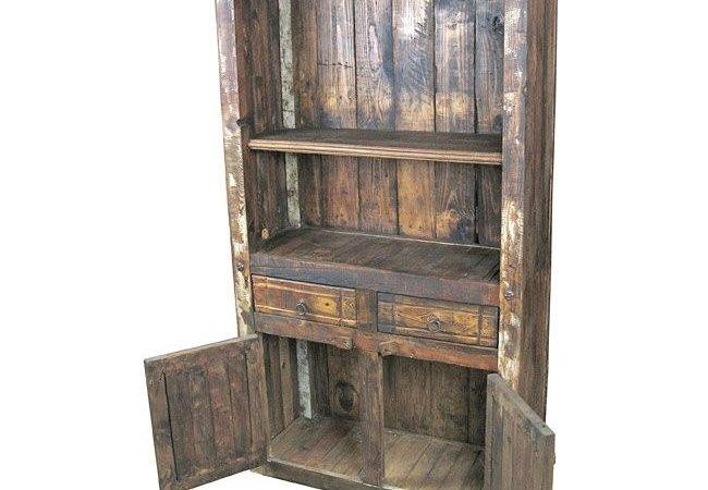 Rustic Bar Cabinet Home Design