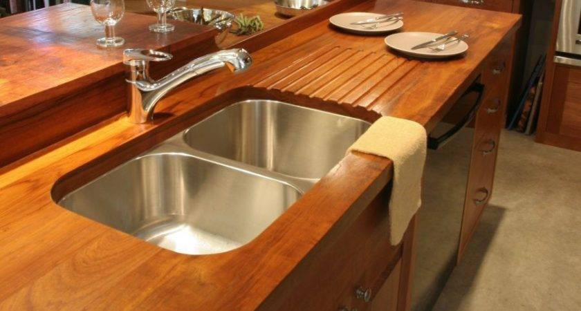 Rustic Countertops Make Your Home Cozier
