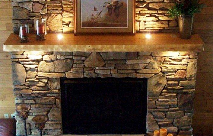 Rustic Mantel Cor Adorn Your Bored Death