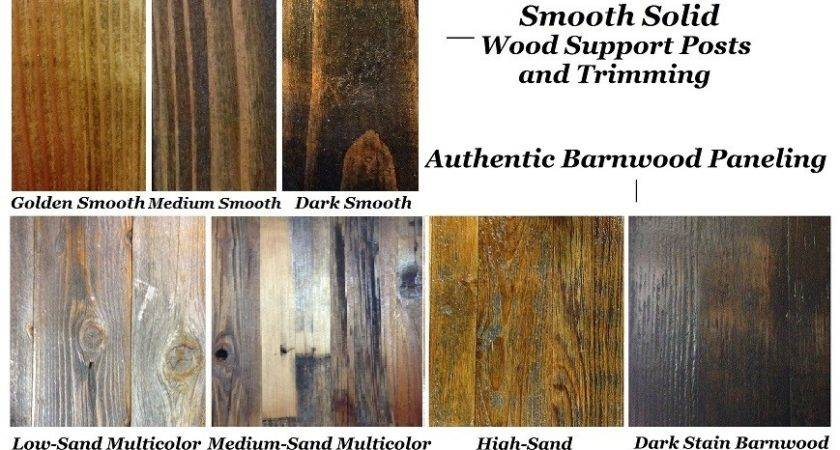 Rustic Wood Stain Colors Best Ideas