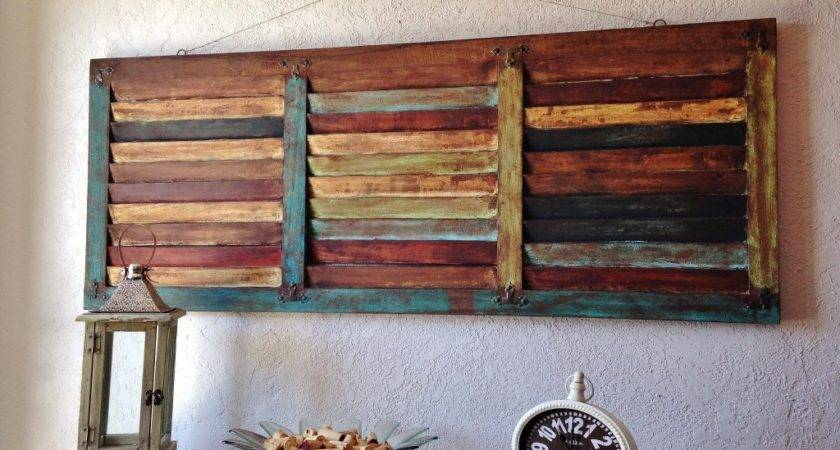 Rustic Wood Wall Decor Imgkid